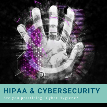 HIPAA & Cybersecurity blog