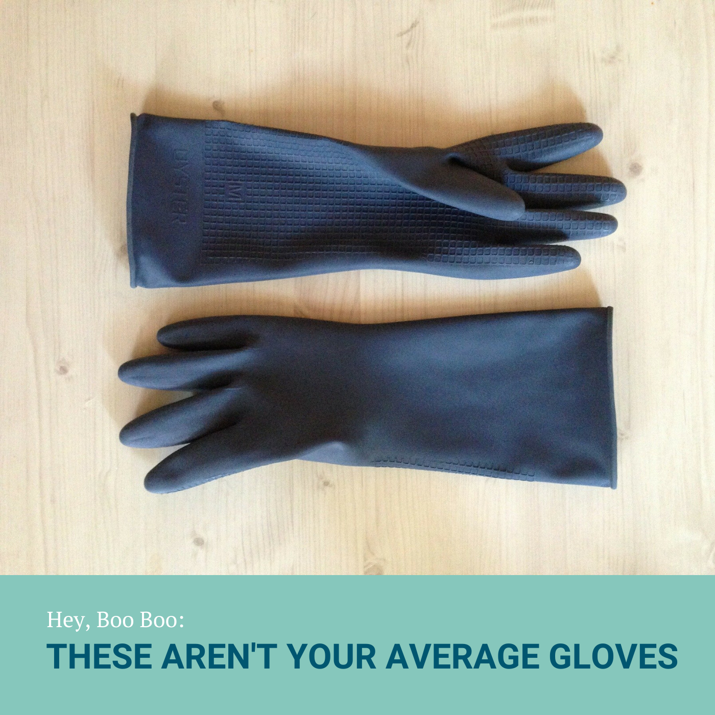 Blog: These Aren't Your Average Gloves